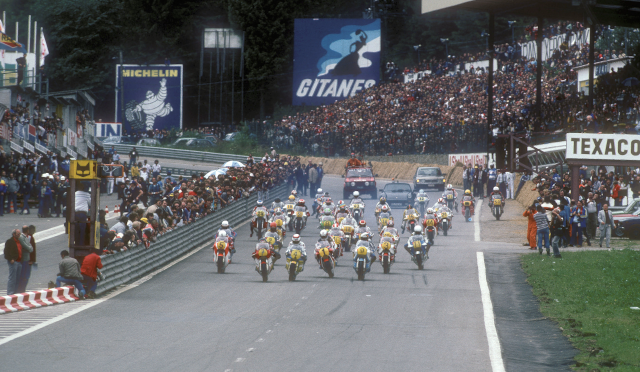 Belgian Grand Prix, Spa-Francorchamps