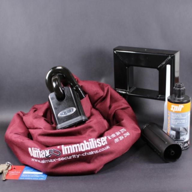 Almax Immobiliser Series IV UBER 19mm