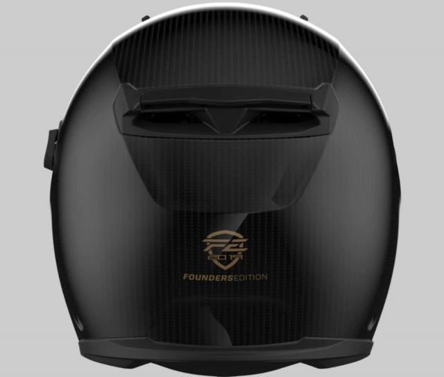 MK1 smart motorcycle helmet