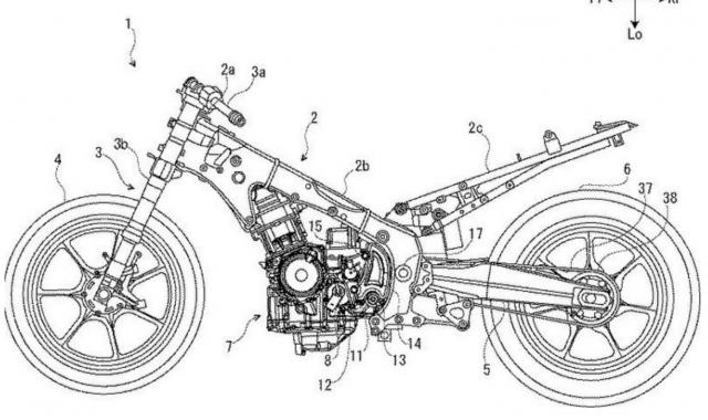 Hayabusa patent new