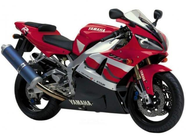 2000-2001 Yamaha R1
