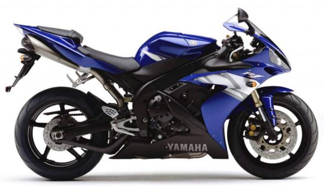 2004-2005 Yamaha R1