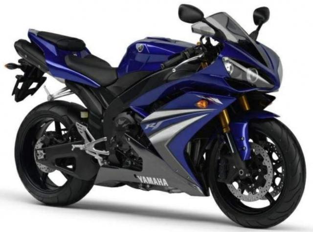 2007- 2008 Yamaha R1