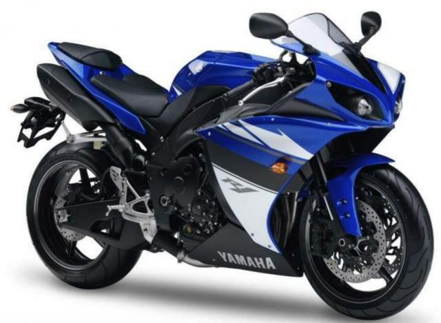 2009- 2014 Yamaha R1