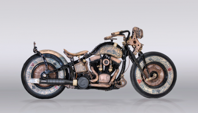 "Harley-Davidson: ""The Recidivist"""