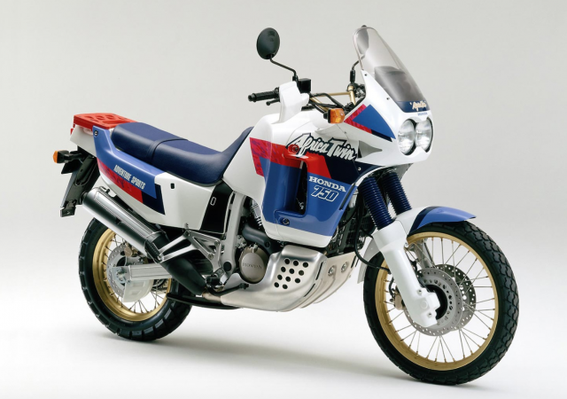 XRV750L-N Africa Twin (RD04)