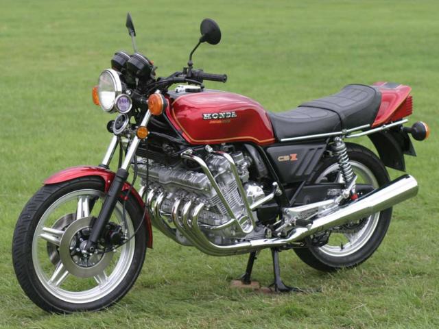 original Honda CBX 1000.