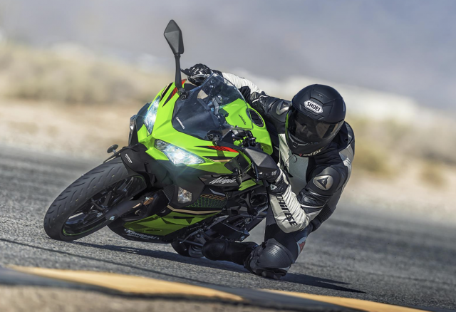 Kawasaki 400 Ninja