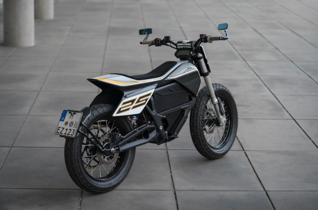 Zero FX Custom Electric Flat Tracker | Claymoto