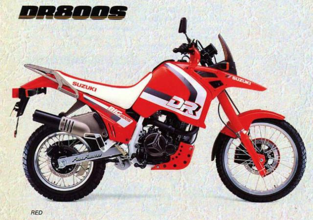 Suzuki DR Big