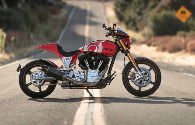 ARCH Motorcycle unveils 2020 KRGT-1