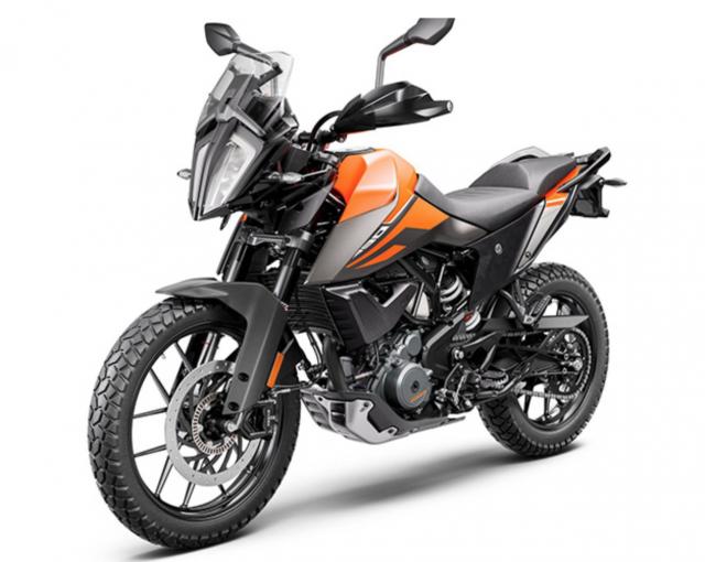 2020 KTM 390 Adventure