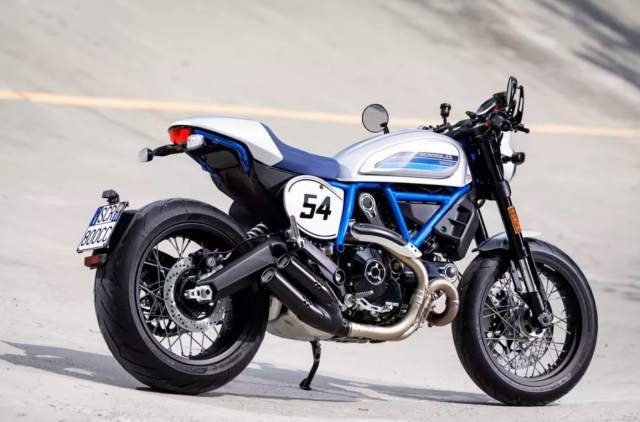 Ducati Scrambler Cafe