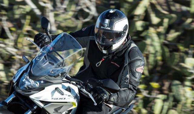 Shark spartan carbon helmet review
