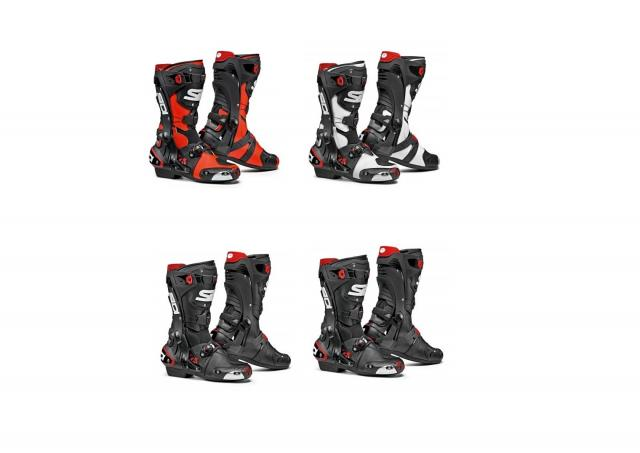 Sidi Rex motorcycle boots review