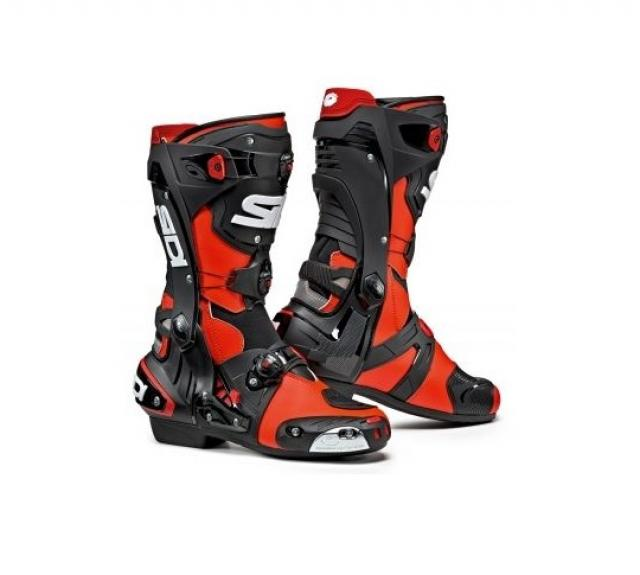 Sidi Rex racing motorcycle boots review