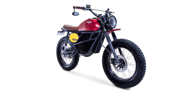 Fly Free Smart Motorcycles Smart Desert