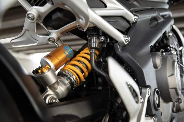 Speed Triple 1200 RS - Ohlins RSU