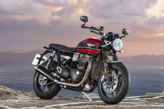 Triumph Speed Twin 1200 (2019) review | Visordown