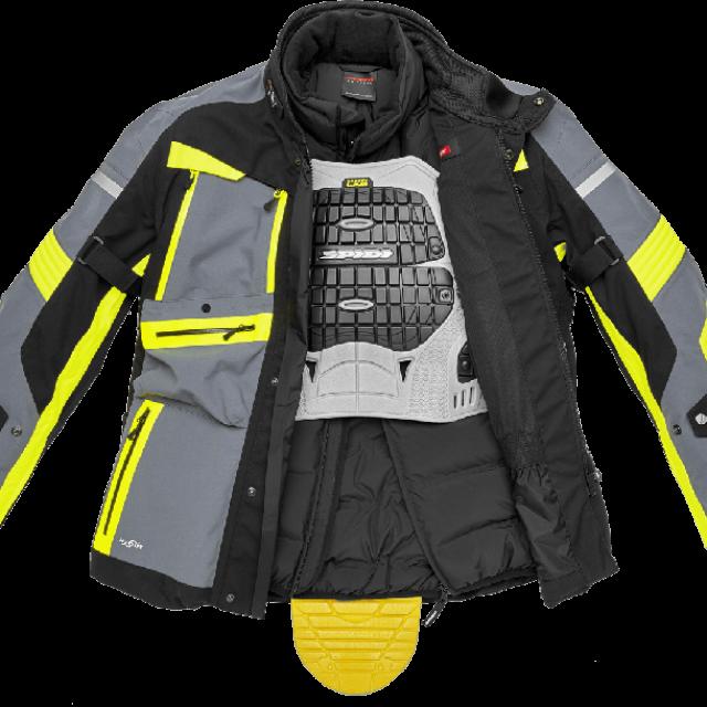 Spidi Globetracker textile suit review
