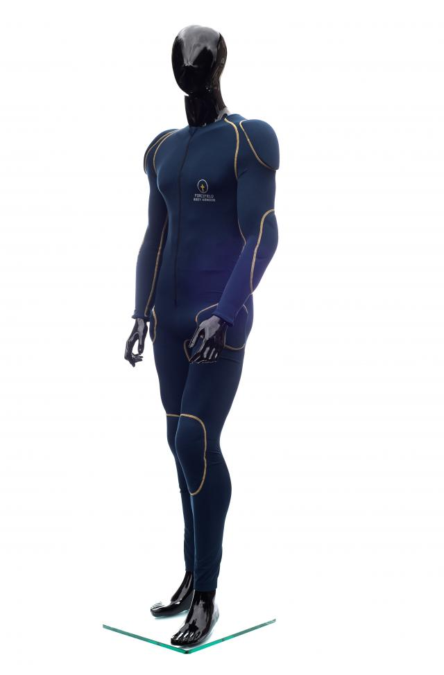Forcefield launch industry first suit at Intermot