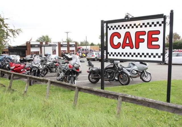 the Super Sausage Cafe