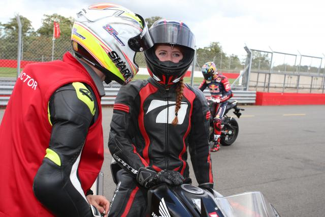 The importance of correctly fitting leathers