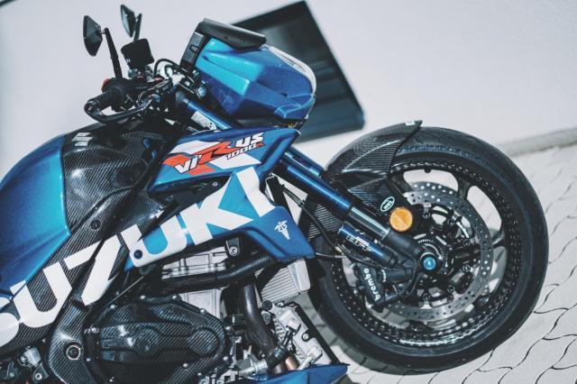 Suzuki Virus 1000