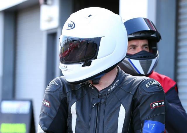 Arai Profile-V helmet review