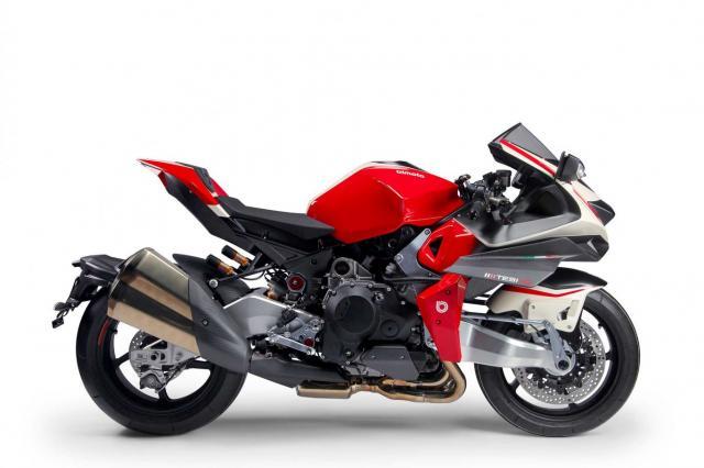 Kawasaki Tesi H2