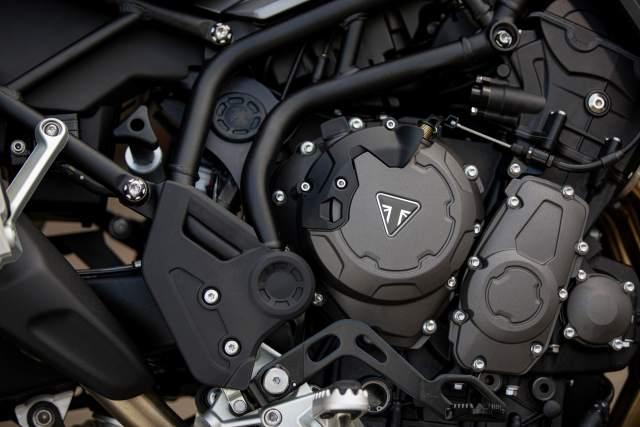 Tiger 850 Sport - Engine