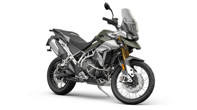 Triumph Tiger 900 spec