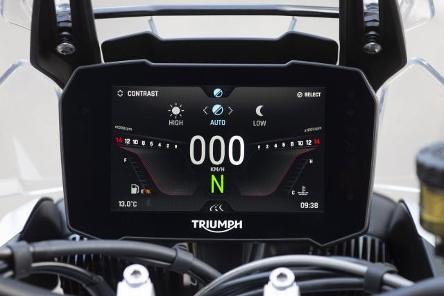 Triumph Tiger 900 Visordown Review