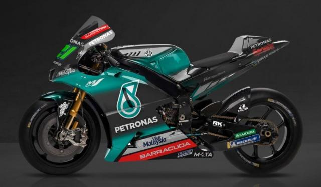 Top ten MotoGP Liveries Petronas SRT