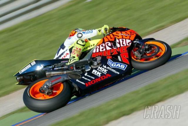 Top ten MotoGP Liveries Rossi Austin Powers