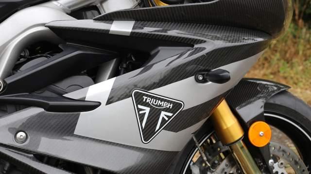 Triumph Datona Moto2 765 review