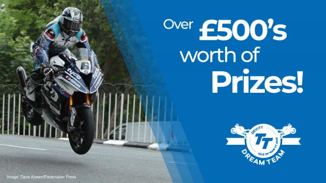 Devitt TT Competition Isle of Man TT