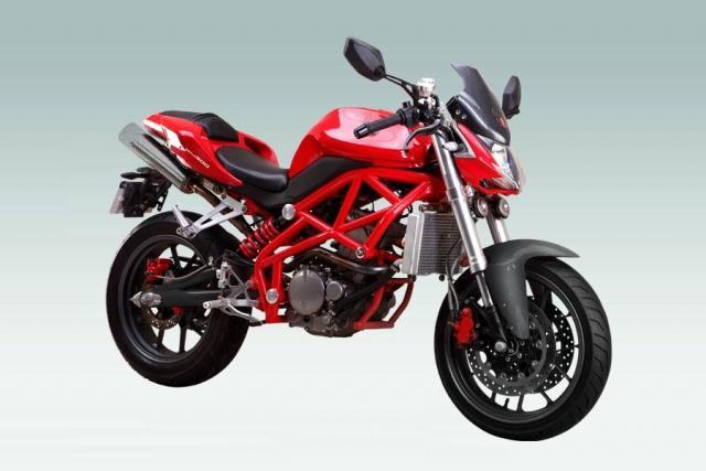 Top ten funniest Chinese copies of genuine motorcycles