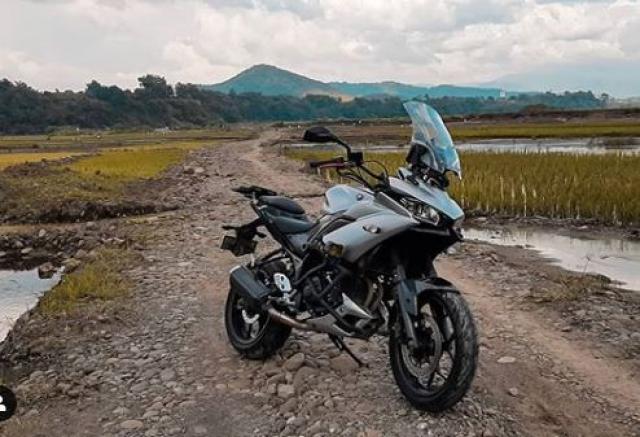 Yamaha R3 Tracer