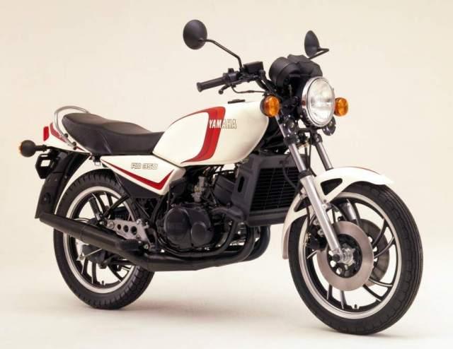1980 - Yamaha RD350LC