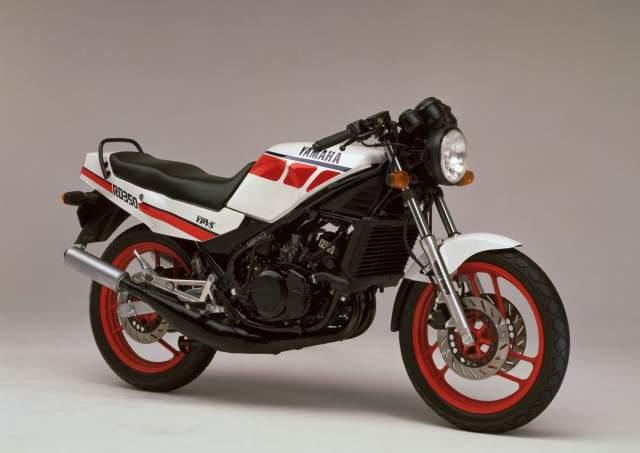 Yamaha RD350N 2