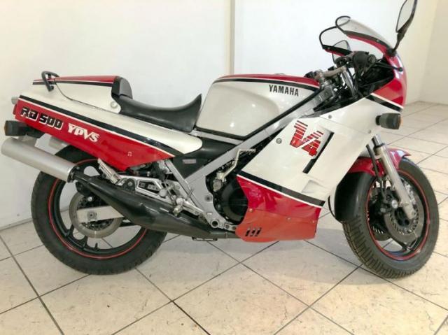 Yamaha RD500 LC