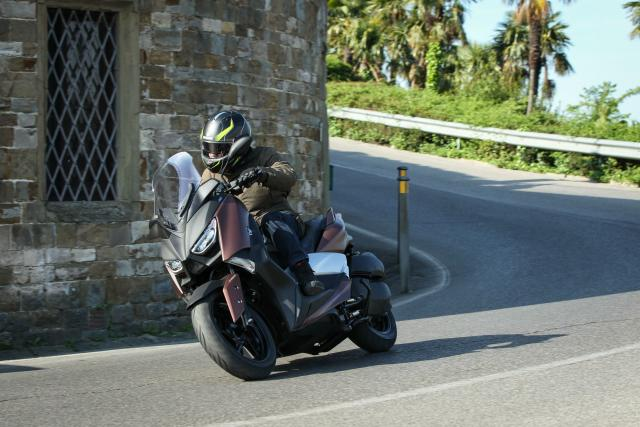 First ride: Yamaha X-MAX 300 review