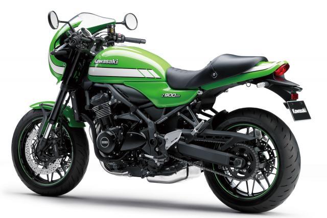 Kawasaki Z900RS CAFE unveiled