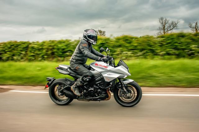 Suzuki Katana (2019) review