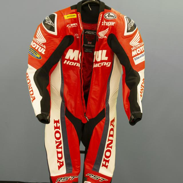 RST airbag suit