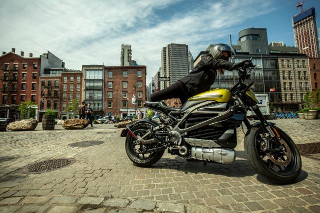 Trump's tariff war takes a swipe at Harley-Davidson sales, profits