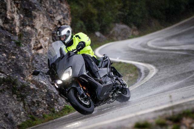 2020 Yamaha TMAX 560 Tech MAX