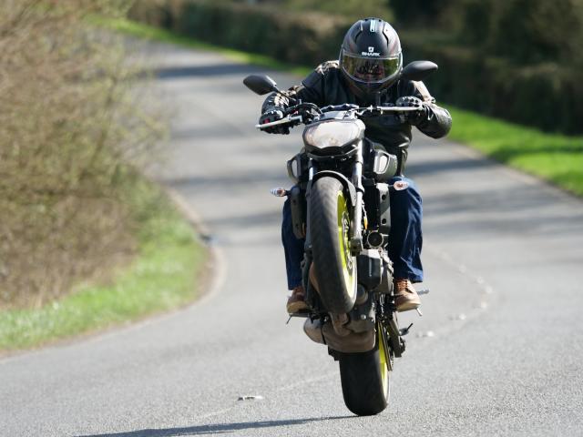 New bike test: Yamaha MT-07 v Suzuki SV650X