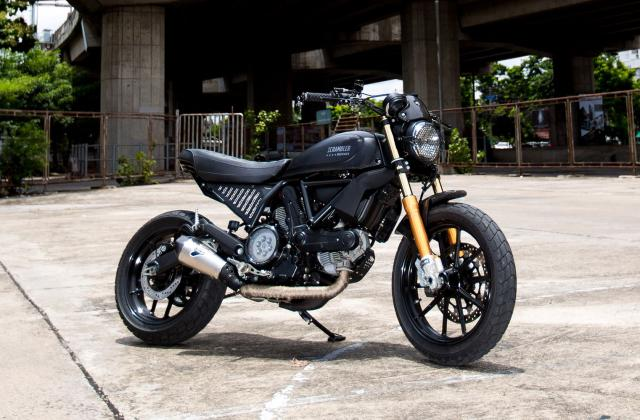 Ducati Custom Rumble finalists revealed